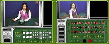 キーウィカジノ(Kiwi Casino)のライブゲーム